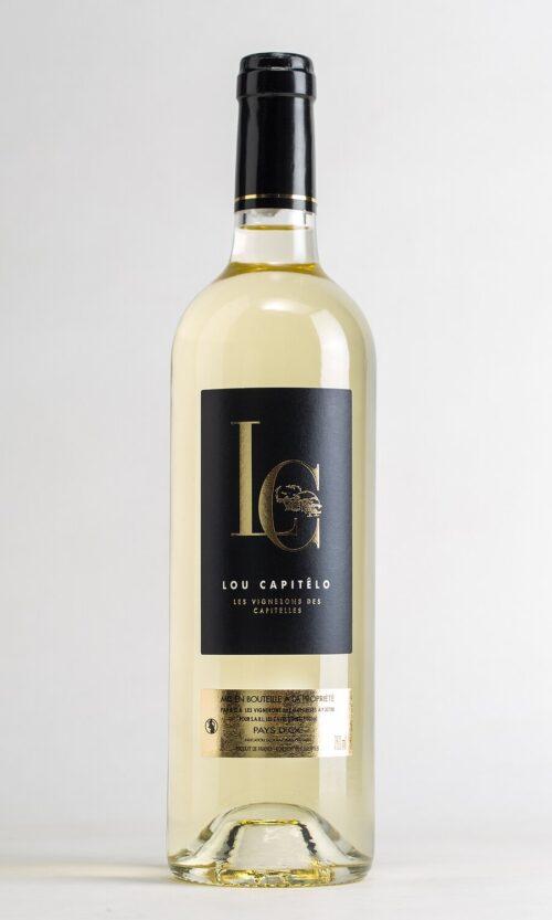 bouteille de vin Lou Capitêlo blanc doux