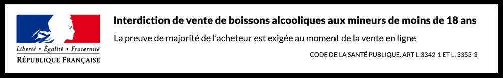 interdiction vente de boissons alcooliques aux mineurs
